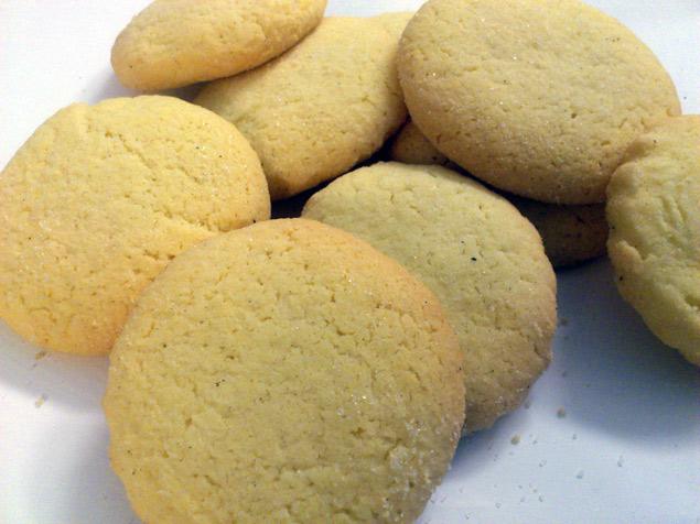 biscotti farina di riso